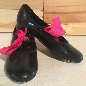 Kids tap shoes size 13 dance tapping recital